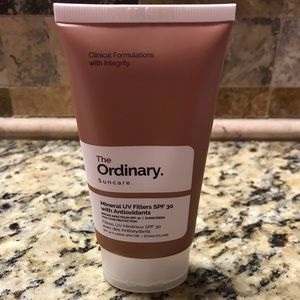 Other - The ordinary spf